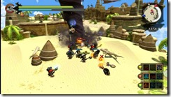 Happy Wars Gameplay 1