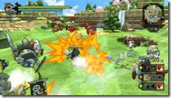Happy Wars Gameplay 3